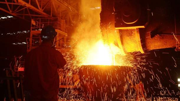 Днепровский металлургический комбинат фактически банкрот