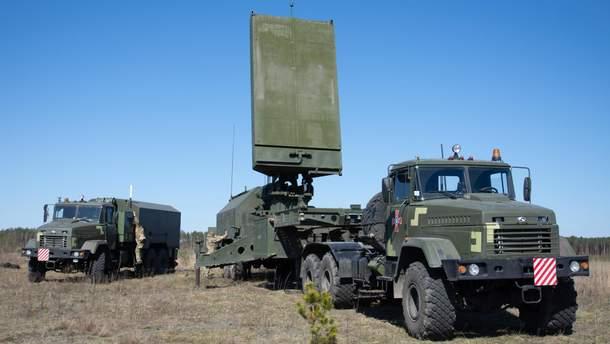 Украинские военные испытали новый мощный радар