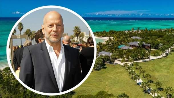 Брюс Уиллис продает дом за 33 миллиона долларов