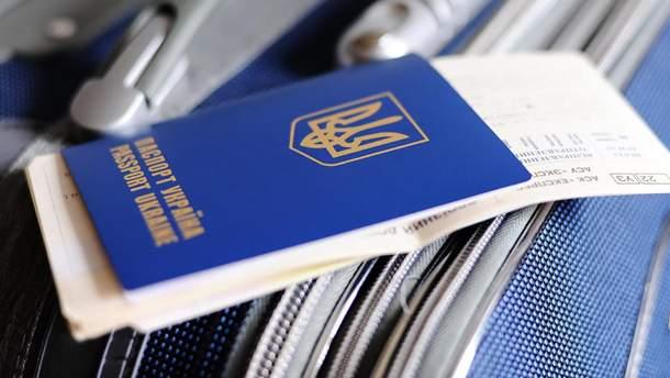 Безвизовый режим между Украиной и Европейским союзом действует с 11 июня 2017 года