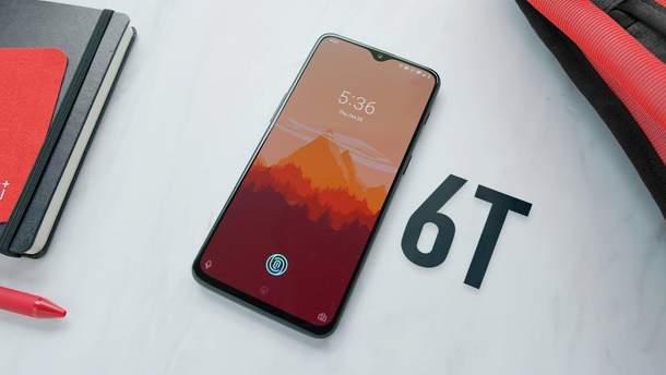 OnePlus 6T подешевшає