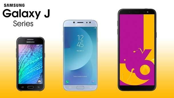 Смартфонов Galaxy J больше не будет