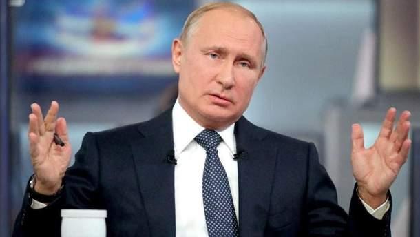 Для Путина нет смысла начинать большую войну?