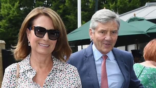 Мама Кейт Міддлтон потрапила у гучний скандал