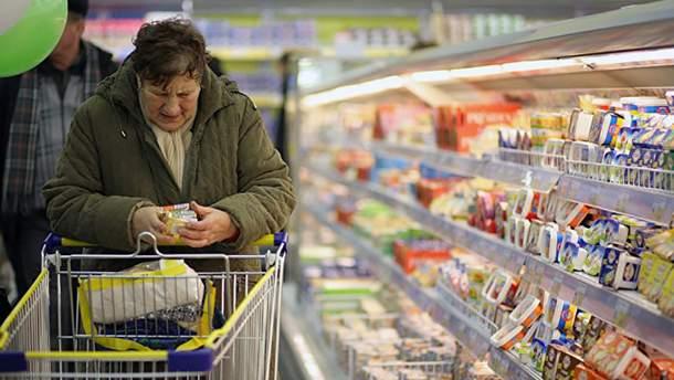 Насколько выросли цены в Украине в марте
