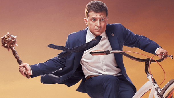 Лідер першого туру виборів президента України Володимир Зеленський