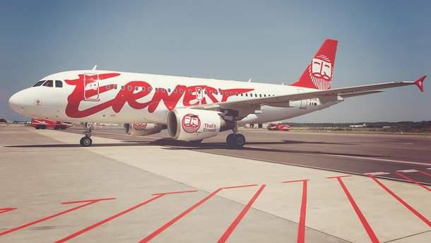 Лоукостер Ernest Airlines відкриває рейс на популярний напрямок з Одеси