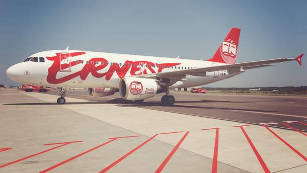 Лоукостер Ernest Airlines открывает рейс на популярное направление из Одессы