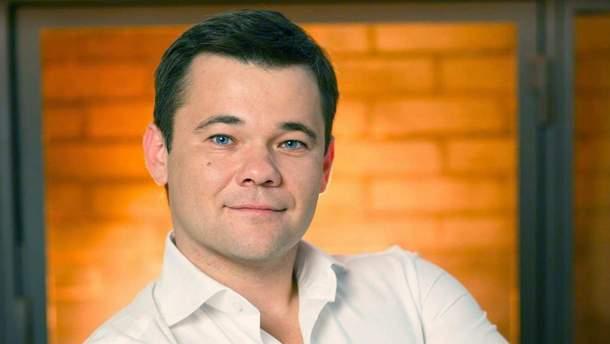 Андрій Богдан є адвокатом Коломойського і працює у штабі Зеленського