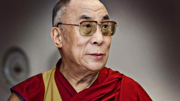 Далай-Лама Тенцзін Ґ'яцо