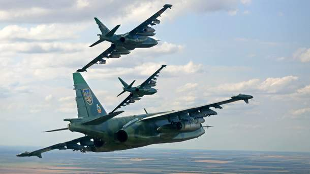 Українська армія посилилась потужним літаком-штурмовиком