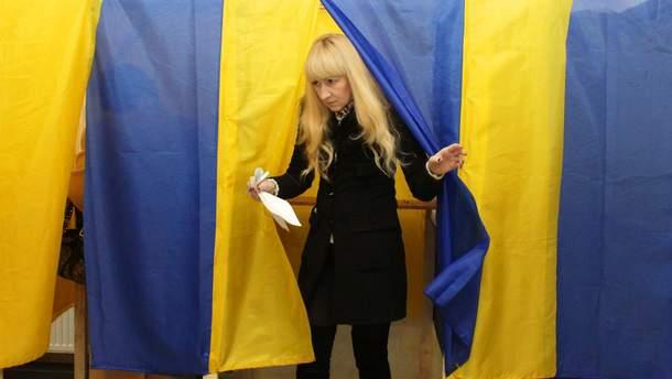 Место голосования изменили 325 тысяч избирателей