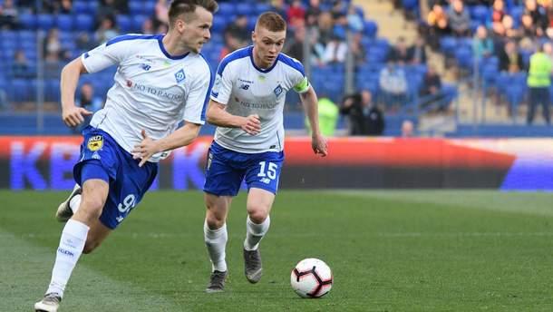 Мариуполь - Динамо - обзор и видео голов матча 13.04.2019 - УПЛ