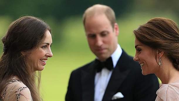 У ЗМІ заговорили про зраду принца Вільяма з подругою Кейт Міддлтон