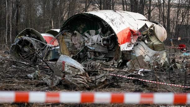 В Польше назвали причину Смоленской катастрофы