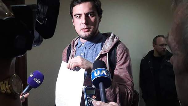 Суд оправдал активиста Леонида Овчаренко, который агитировал против Зеленского