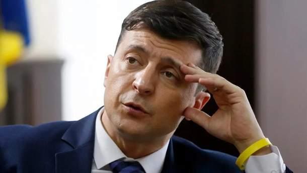 Зеленский не будет сдавать анализы представителям VADA