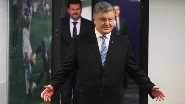 Петр Порошенко сдает анализы специалистам VADA