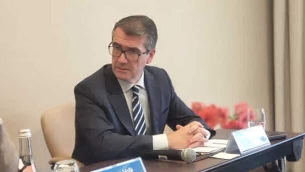 Ангус Хегарті президент Dell Technologies у регіоні ЕМЕА