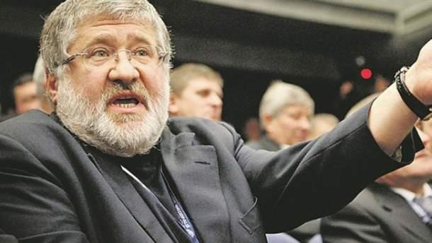 Чому Коломойський вимагає мільярди від України?
