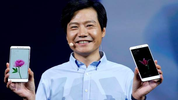 Засновник Xiaomi Лей Цзюнь