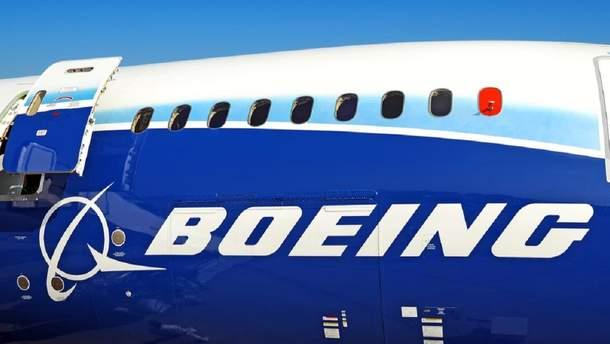 На Boeing подали до суду