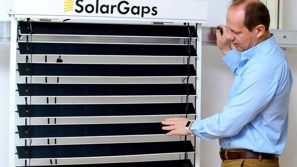 Стартап SolarGaps