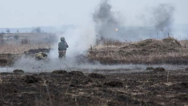 На Донбассе состоялся многочасовой ожесточенный бой