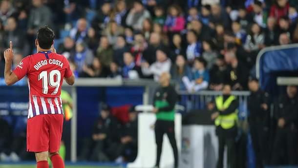 Диего Коста больше не сыграет в этом сезоне