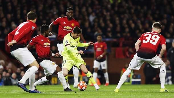 Барселона - Манчестер Юнайтед: прогноз на матч 16 апреля 2019