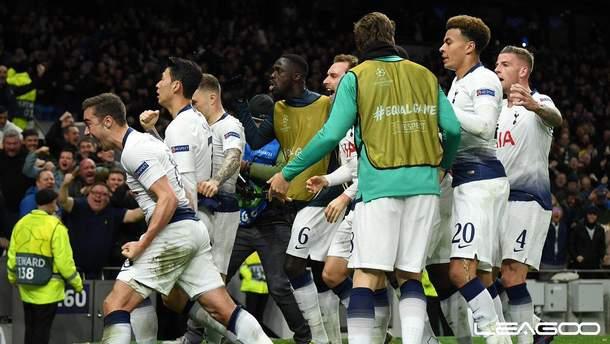 Манчестер Сіті – Тоттенхем прогноз на матч ЛЧ - 17 квітня 2019