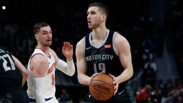 Українець Михайлюк зіграє в плей-офф НБА: визначилися усі учасники