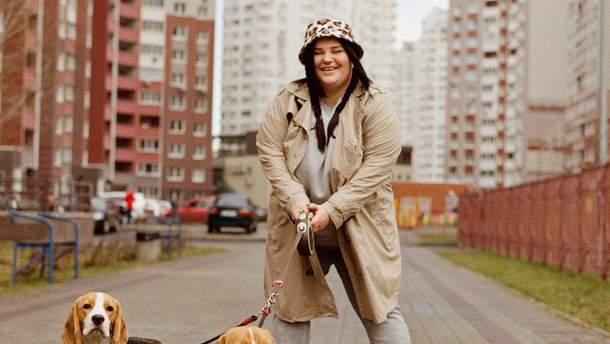 Украинская рэп-исполнительница угодила настраницы американского Vogue