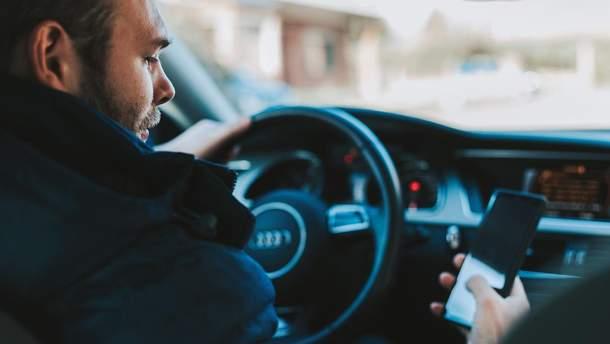 Смартфоны за рулем убили в США более 6 тысяч человек