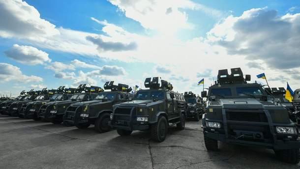 На модернізацію озброєння виділено 11,5 мільярда гривень