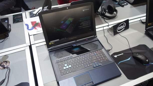 Ігровий ноутбук Predator Helios 700