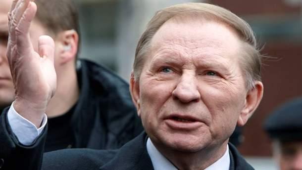 Кучма прокоментував дебати між Зеленським та Порошенком