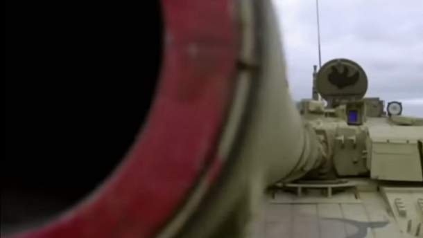 Американский телеканал снял сюжет об украинском танке