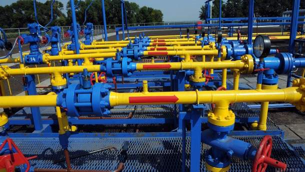 """В """"Нафтогазе"""" сообщили об экспорте газа в направлении Венгрии"""