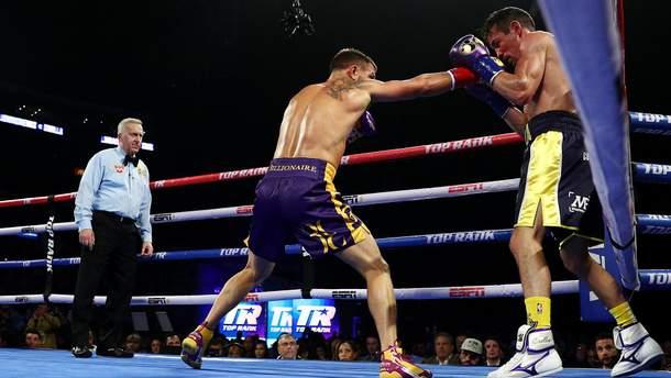 Ломаченко нокаутировал Кроллу в четвертом раунде