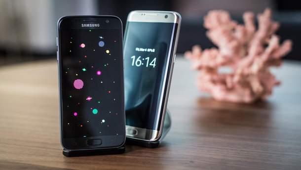 Владельцы смартфонов Samsung Galaxy S7 могут получить Android 9.0