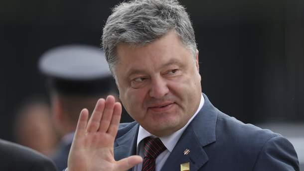 """Порошенко приїде на НСК """"Олімпійський"""" 14 квітня"""