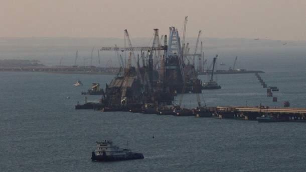 Окупанти хочуть збудувати у Криму ще один міст