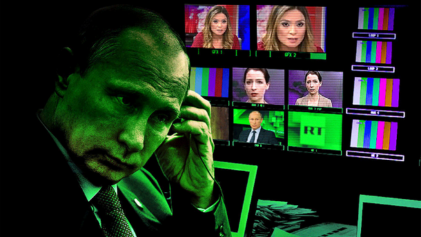 Росія намагається вплинути на вибори до Європарламенту за допомогою телеканалу RT
