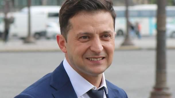 Позиция Зеленского о выборах на Донбассе, возвращении Крыма, движении Украины в НАТО и вступлении в ЕС