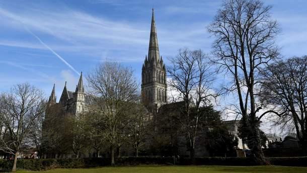 Солсбери и его знаменитый собор