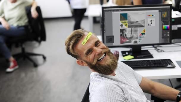Посмішка покращує настрій