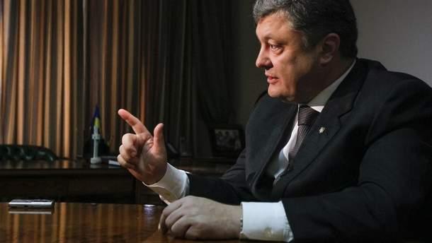 """В штабе Порошенко объяснили его приход в студию """"1+1"""""""