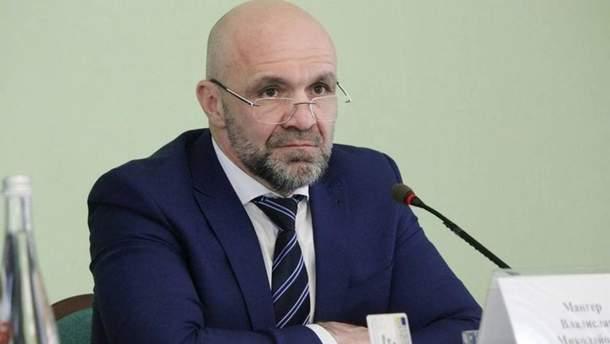Владислав Мангер продолжит руководить облсоветом