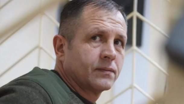 Політв'язень Балух написав нового листа з СІЗО